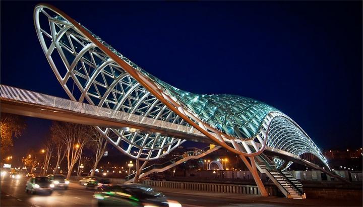 Мост Мира Грузия