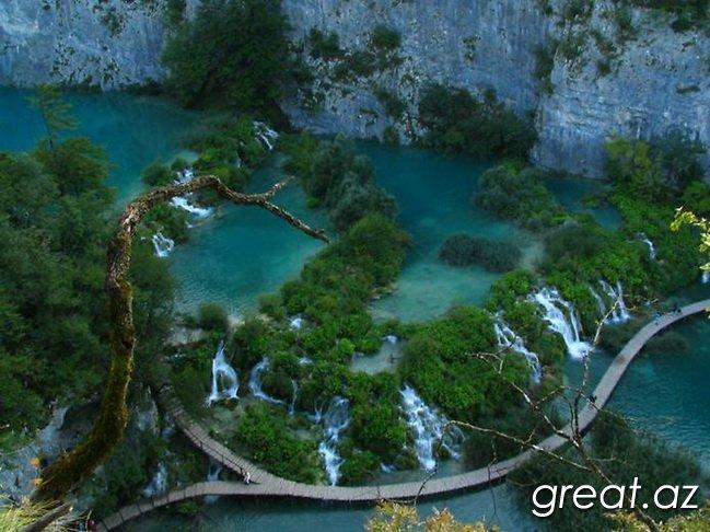 Тропы плитвицких озер, Хорватия