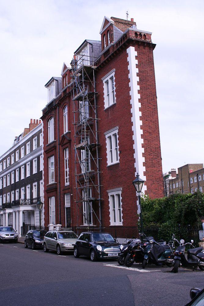 Тонкий дом, Лондон, Великобритания