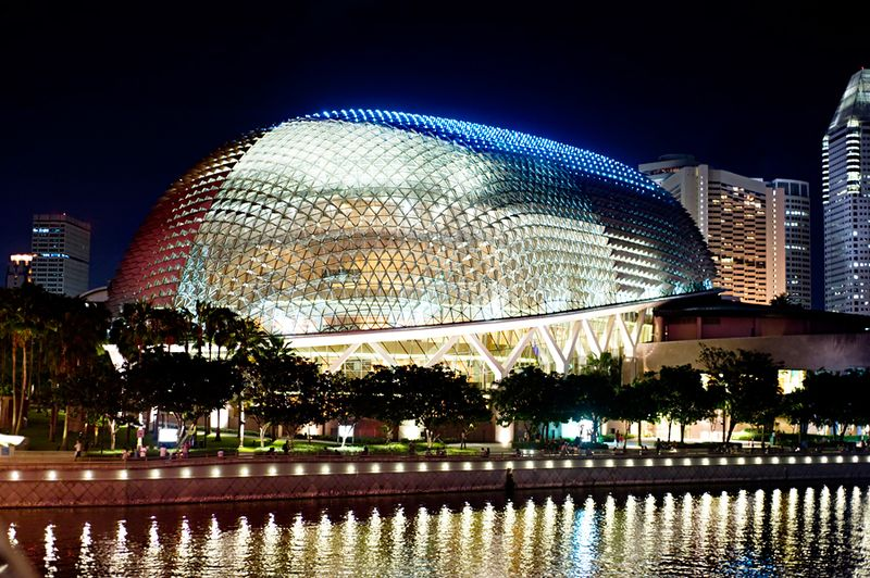 фото - Театр «Эспланада», Сингапур