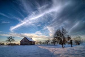 Завораживающие облака
