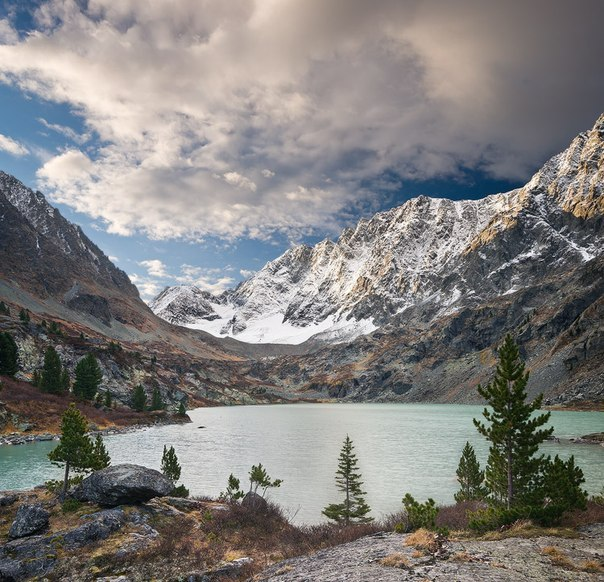 фото - 34. Озеро Куйгук, Республика Алтай, Россия