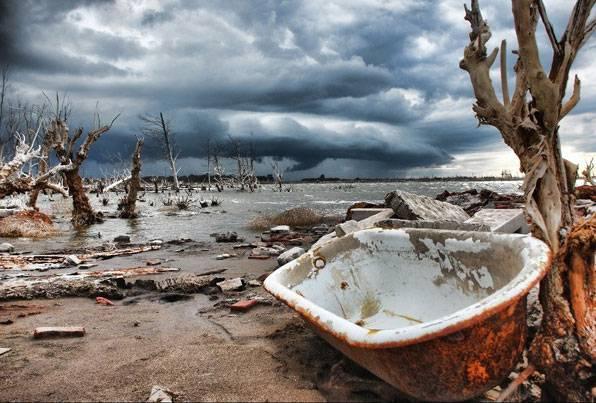 Вилла-Эпекуэн — город-призрак на юге Аргентины