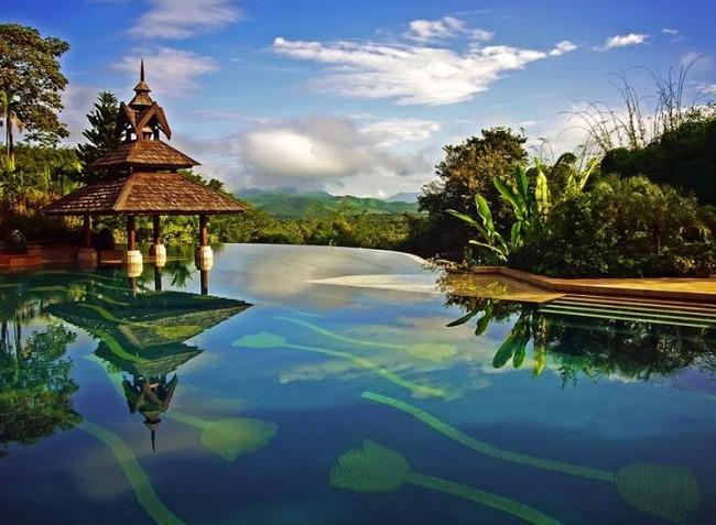 Чианг Рай, Таиланд