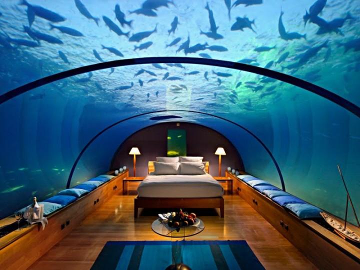 фото со всего мира - Подводный ресторан