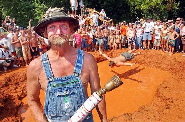 летние игры деревенщин