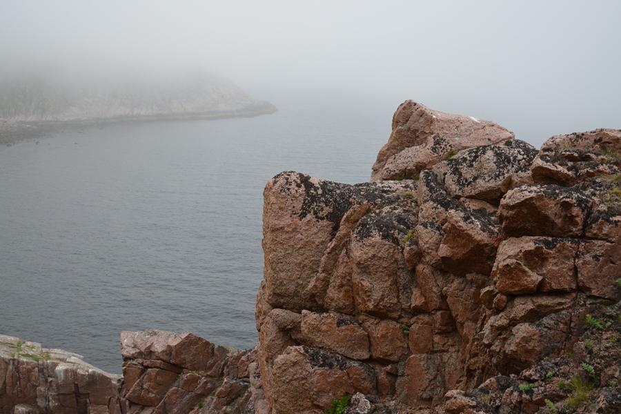 Баренцево море, Териберка