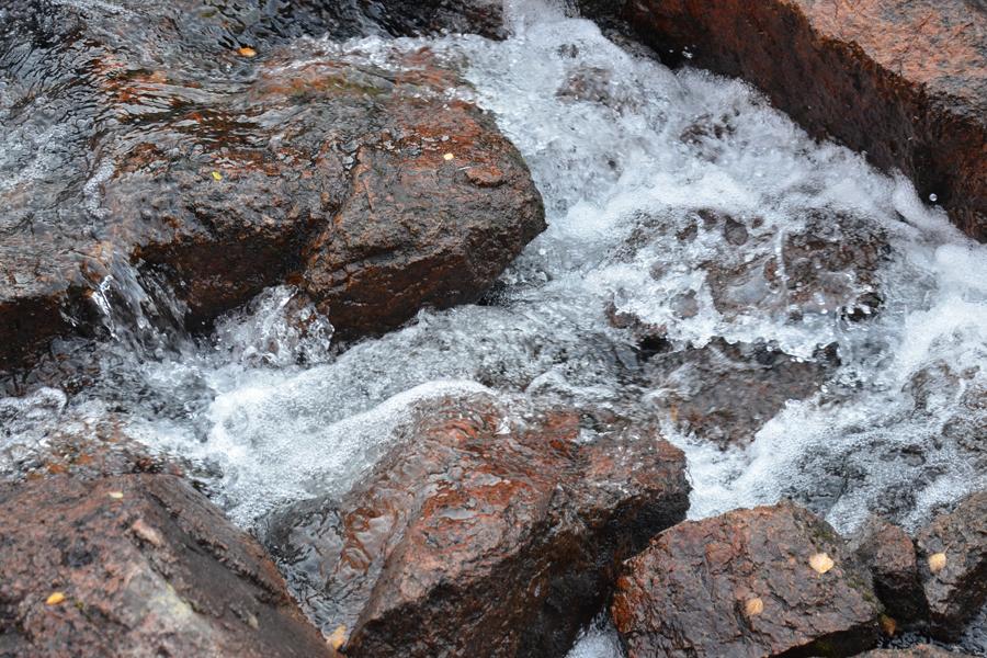 Бурная вода, Кольский п-ов