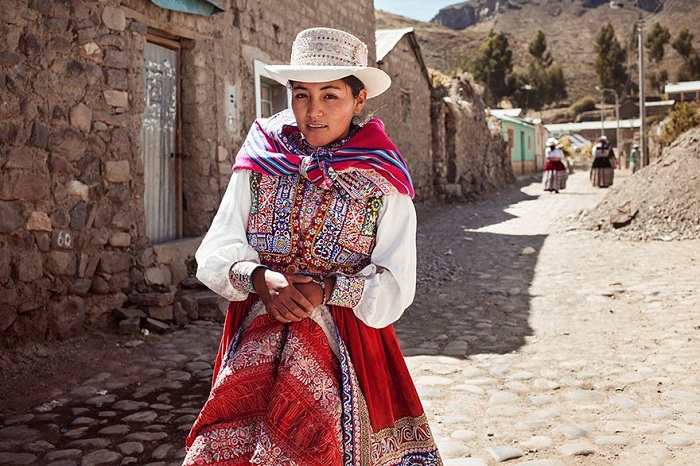 Долина Колка, Перу