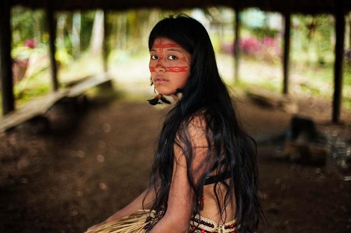 Леса Амазонки - Проект Атлас Красоты от Mihaela Noroc