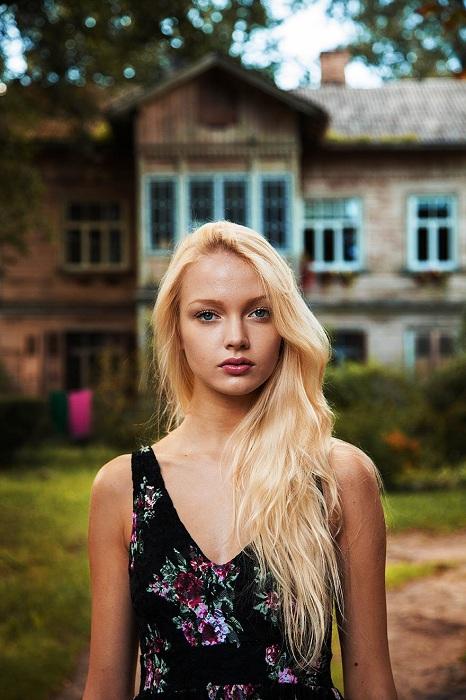 Рига, Латвия - Проект Атлас Красоты от Mihaela Noroc