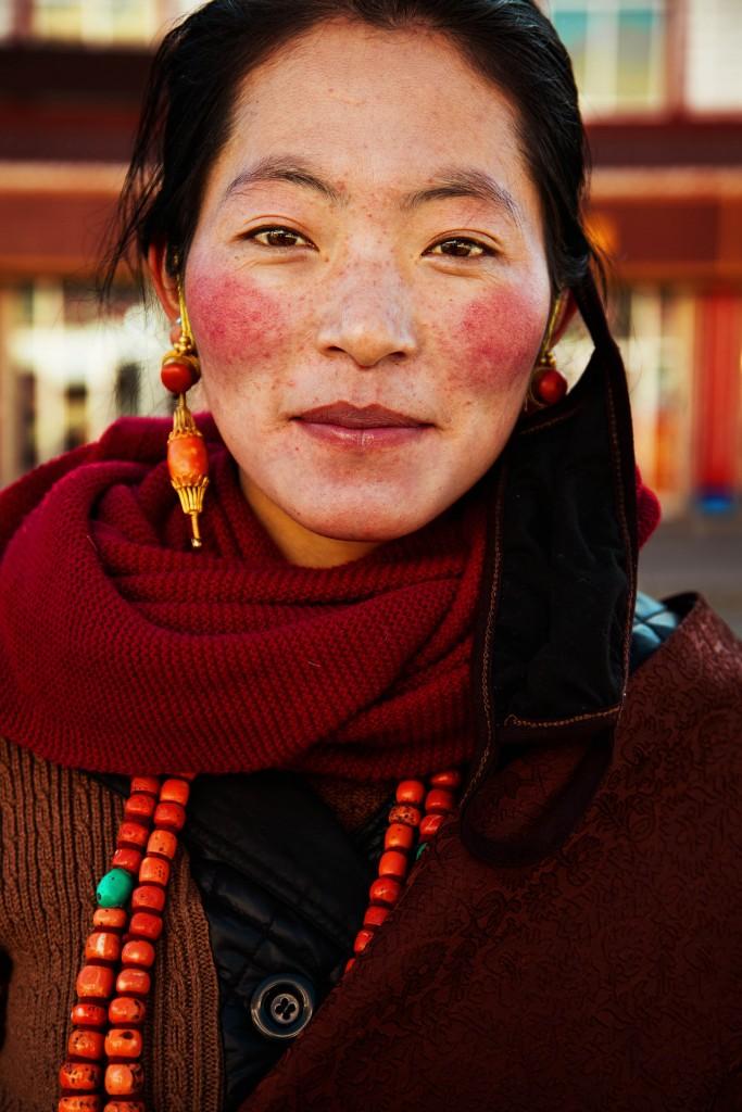 Тибет, Китай - Проект Атлас Красоты от Mihaela Noroc