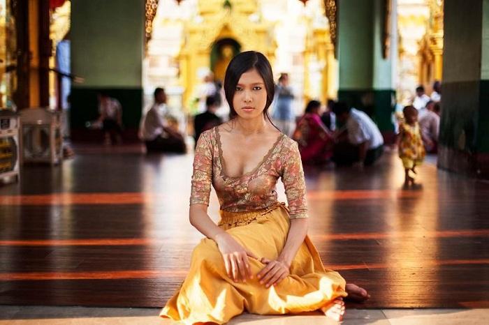 Янгон, Мьянма - Проект Атлас Красоты от Mihaela Noroc