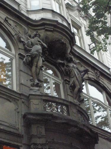 Прага - центр