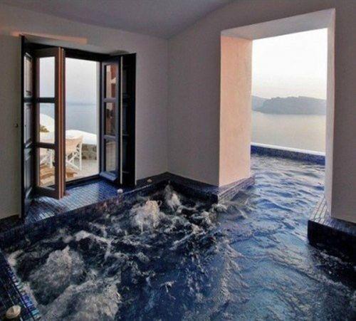 Ванная комната-балкон