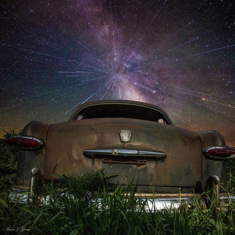 От работ астрофотографа Аарона Грона просто захватывает дух