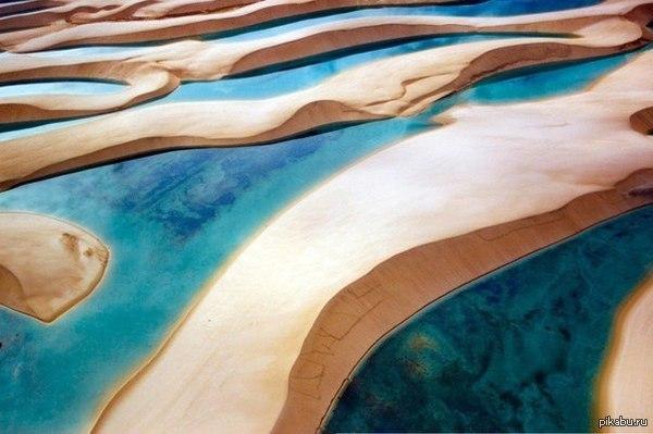 Пустыня Ленсойс