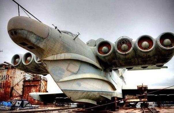 Советский экраноплан