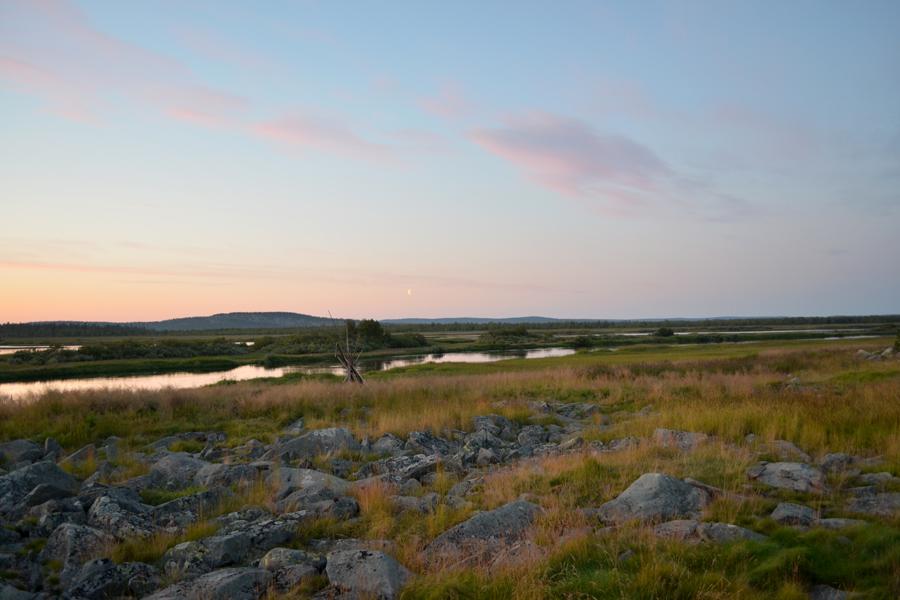 Чальмны-Варрэ, река Поной