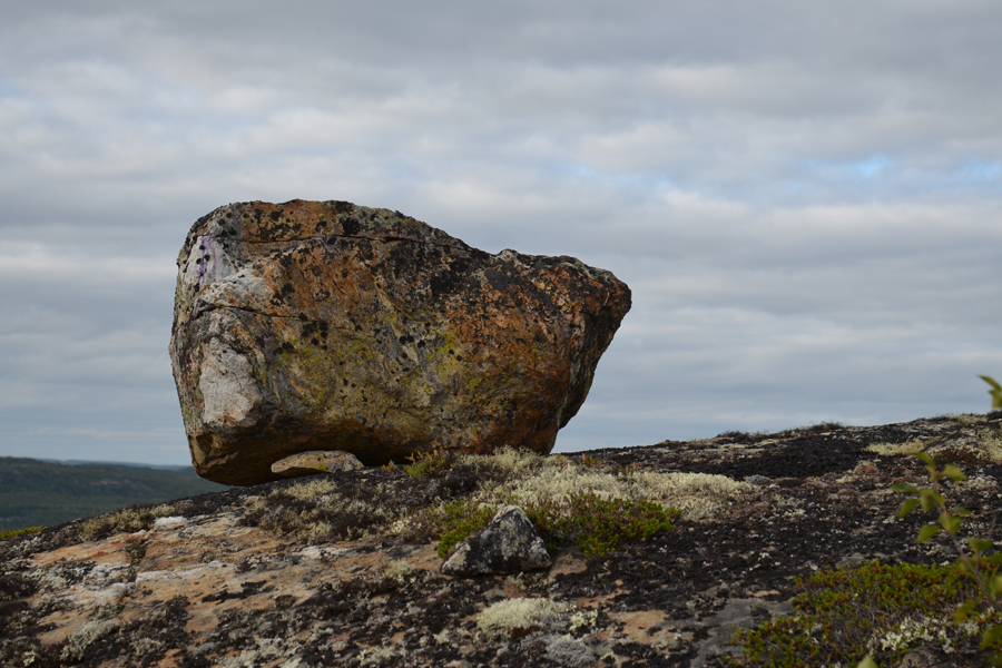 Сейд (священный камень Саамов), Кольский полуостров