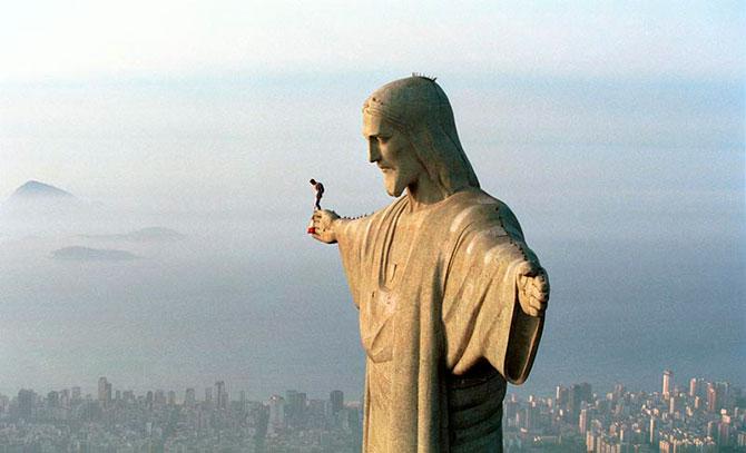 13 Бейсджампер в Рио