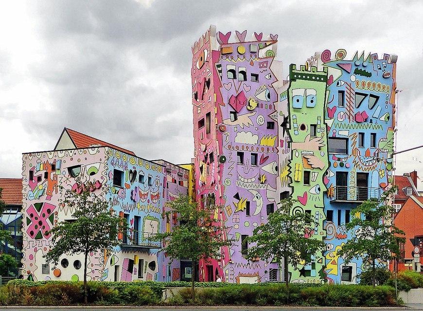 Германия, Брауншвейг, квартал Магни