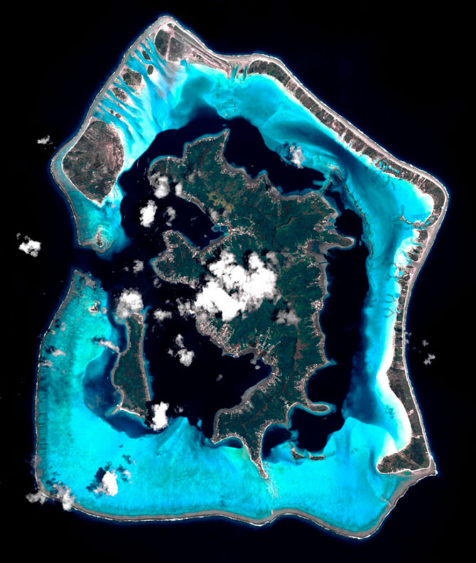 Остров Бора – Бора