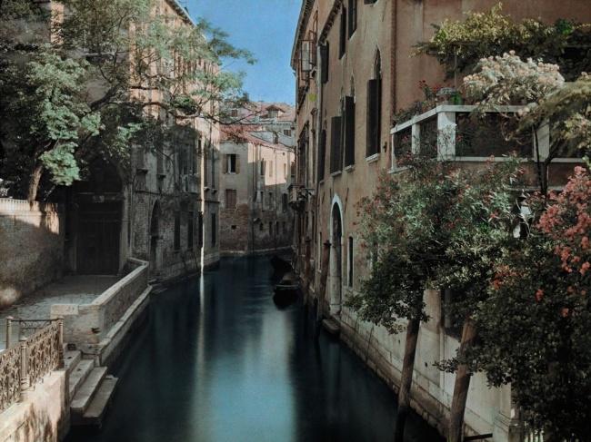 Канал, Венеция