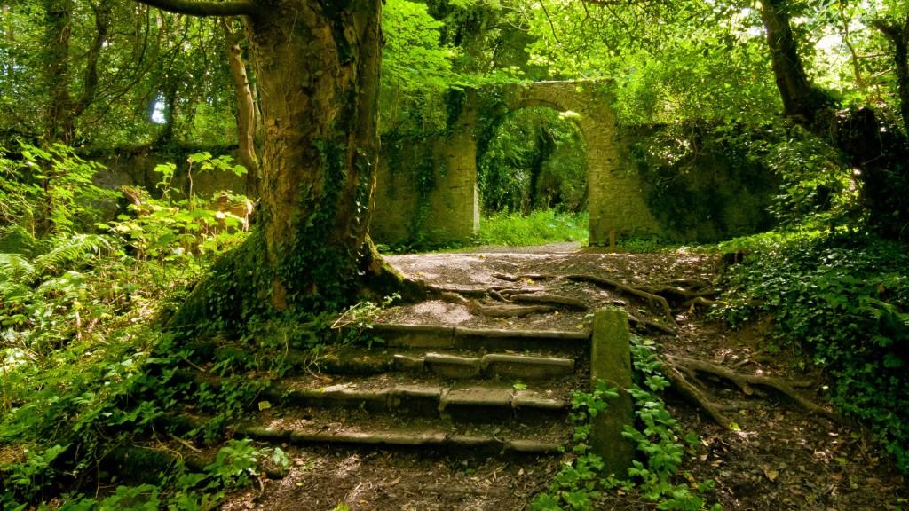 Таинственная арка