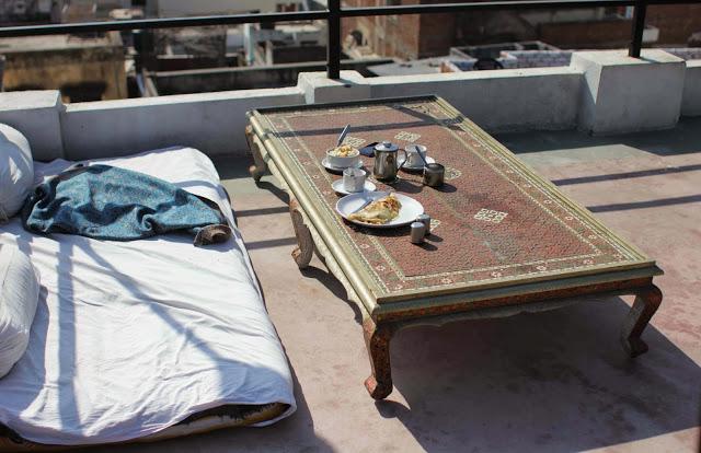 индия 16 на крышах