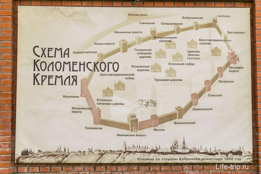 коломна27 от кремля в коломне