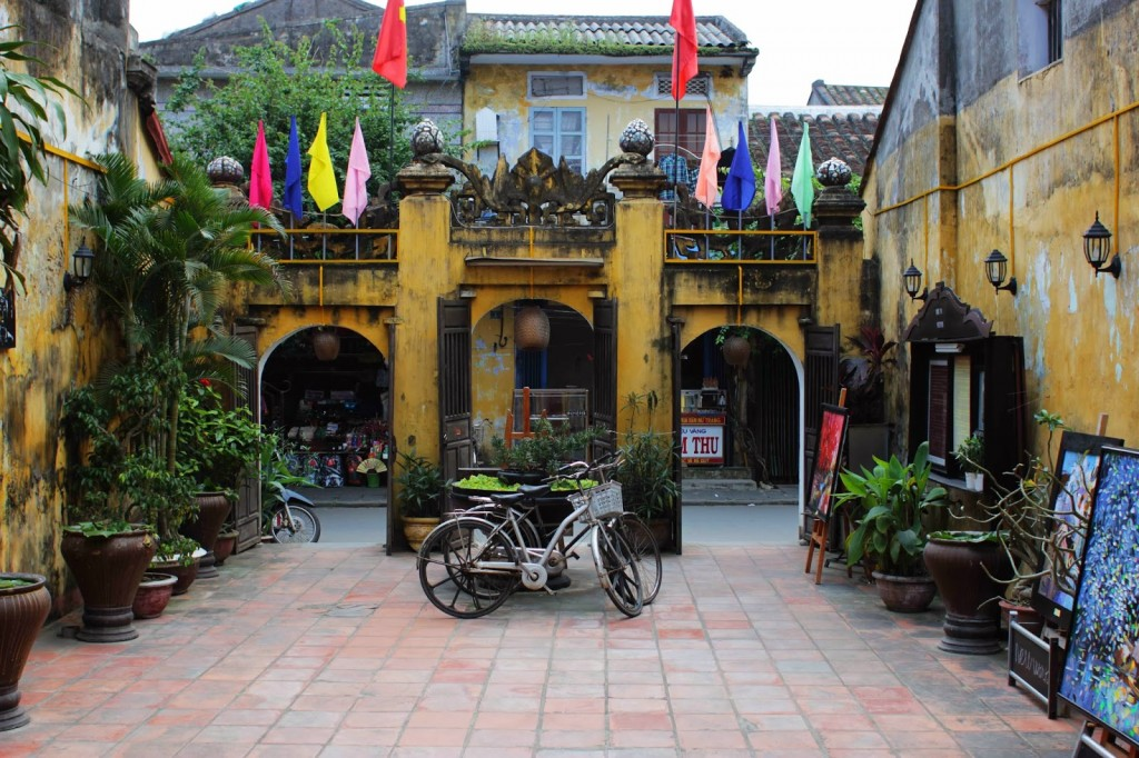 вьетнам 4 фонариков