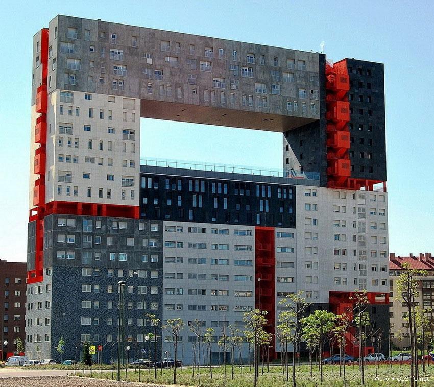 """Жилой комплекс """"Edificio Mirador"""""""