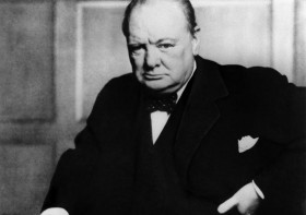 фото Уинстон Черчилль